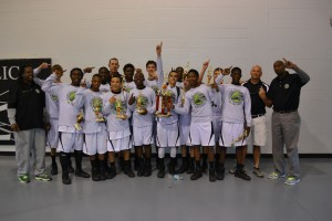 2013 Hawks Classic Champions - 8th Grade Lakeland Xpress Team